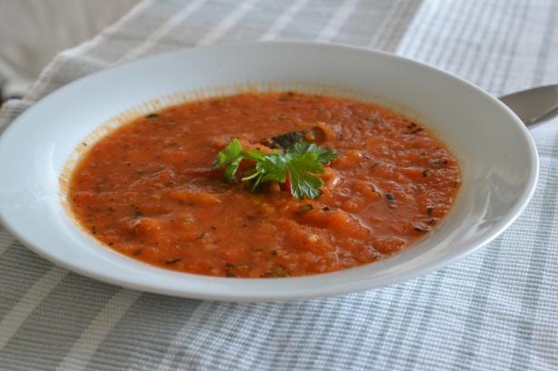 roasted veggie soup1