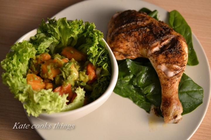 papaya salad4ws