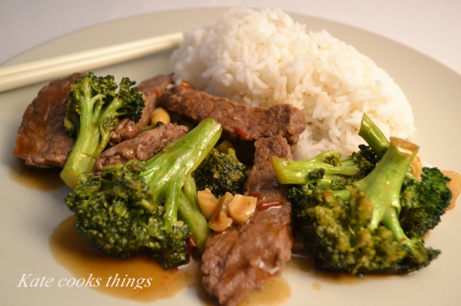 how to cook beef with cashew nuts