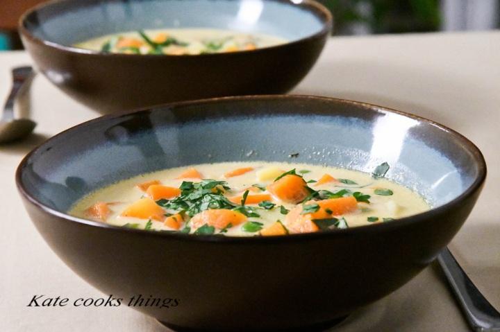 carrot soup7ws